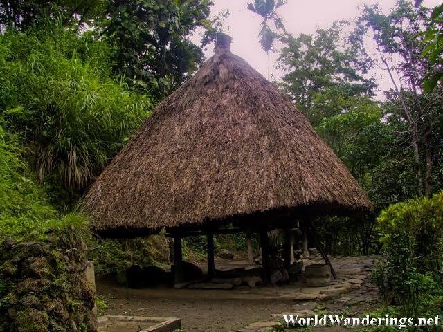 Ifugao Dwelling House