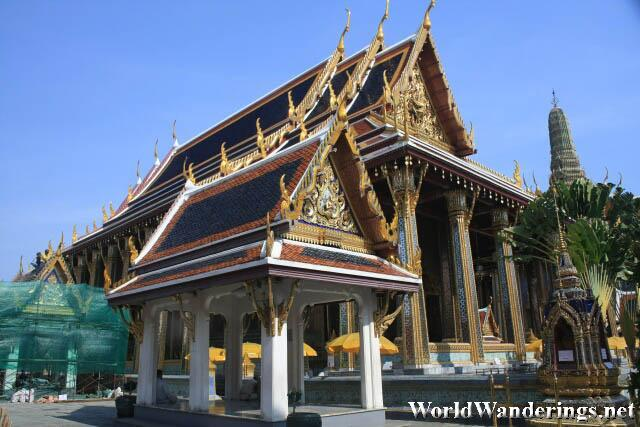 The Royal Monastery of the Emerald Buddha