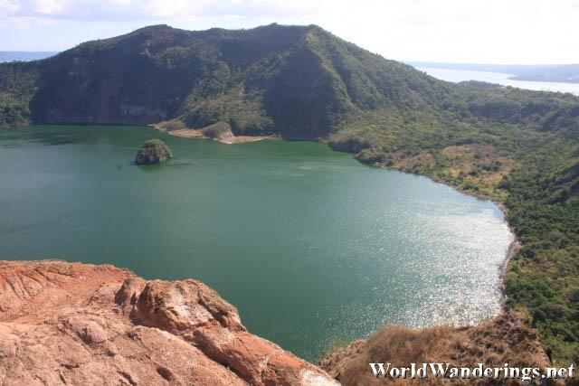 Other Side of the Crater Lake