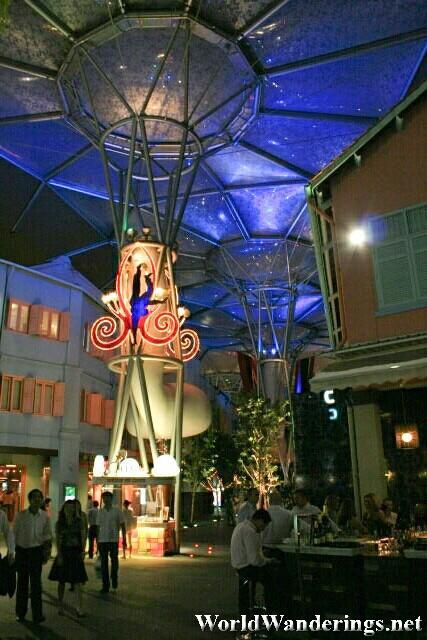 New Look Clarke Quay