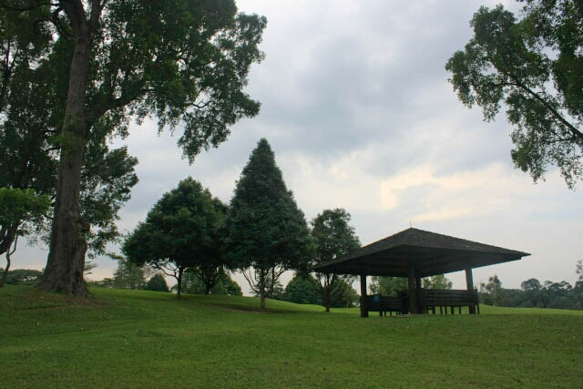 Exclusive Shelter at the Exclusive Singapore Island Country Club