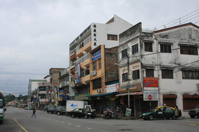 Quiet Streets of Tapah