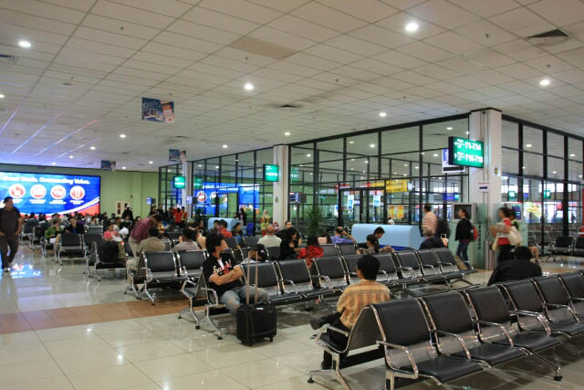 Waiting Area at the Low Cost Carrier Terminal