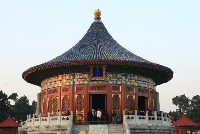 Imperial Vault of Heaven 皇穹宇