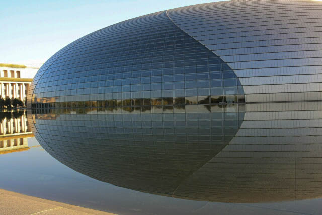 Beijing National Center for the Performing Arts 国家大剧院