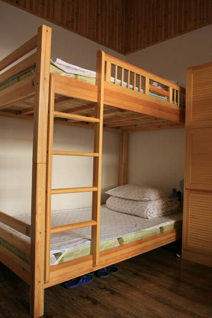 Dorm Beds in Taishan International Youth Hostel 泰山国际青年旅社