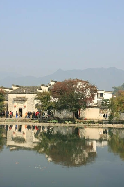 Idyllic Village of Hongcun 宏村