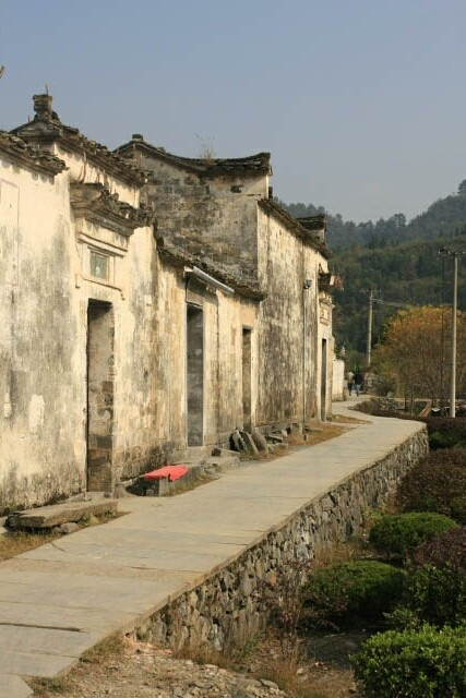 Outer Buildings of Xidi 西递