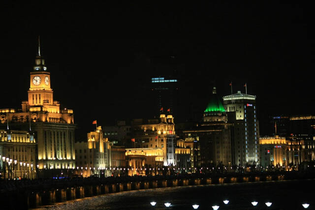 Most Beautiful Strip of Land in Shanghai 上海