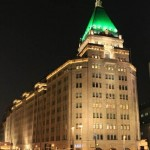 Elegant Peace Hotel at the Bund 外滩