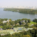 View of West Lake from Leifeng Pagoda 雷峰塔