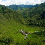 Ampitheater Shaped Batad Rice Terraces