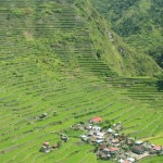 Village at the Foot of the Batad Rice Terraces