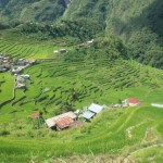 Closer Look at Batad Village