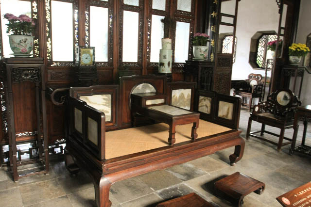 Receiving Room at the Hall of Thirty Six Pairs of Mandarin Ducks 三十六鸳鸯馆