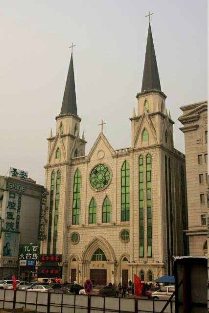 Sacred Heart Cathedral of Haerbin 哈尔滨圣心天主教堂
