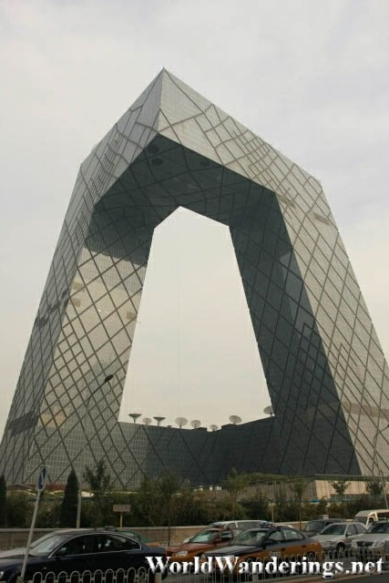 China Central Television Headquarters 中央电视台总部大楼