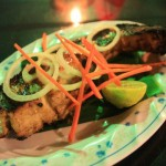Grilled Barracuda at Perhentian Kecil