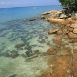Crystal Clear Waters of Perhentian Kecil