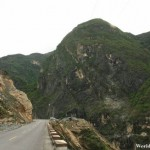 More Rugged Scenery on the Road to the Tiger Leaping Gorge 虎跳峡