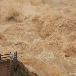 Man Versus River at the Tiger Leaping Gorge 虎跳峡