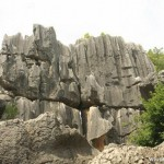 Some Karst Up Close at the Stone Forest 石林