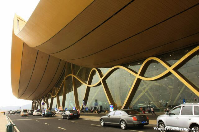 Brand New Kunming Changshui International Airport 昆明长水国际机场