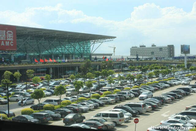 Shenzhen Baoan International Airport Terminal Buidling