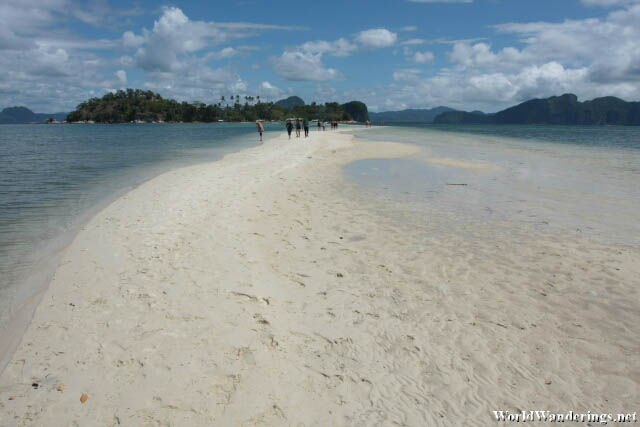 A Look at Snake Island in El Nido