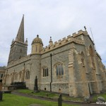 Saint Columb's Cathedral in Derry-Londonderry