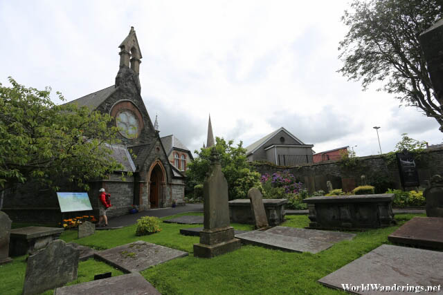Tranquil Setting at Saint Augustine's Church in Derry-Londonderry