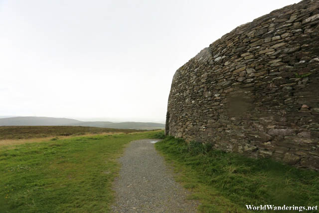 Stone Fort of the Grianan of Aileach