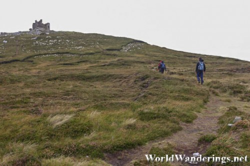 Walking Our Way Through Horn Head in County Donegal