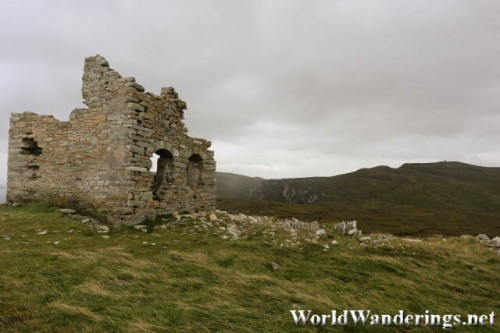 Ruins of a House at Horn Head