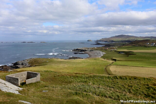 Beautiful Vistas at Malin Head