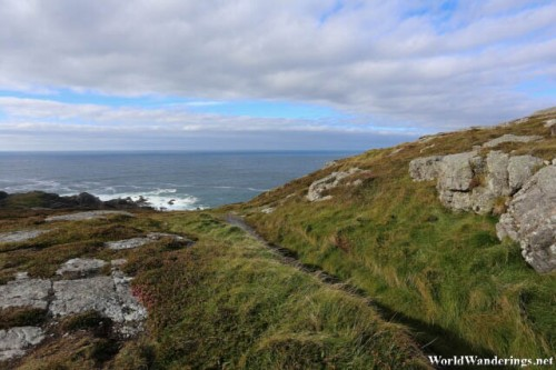 Hiking Trail at Malin Head