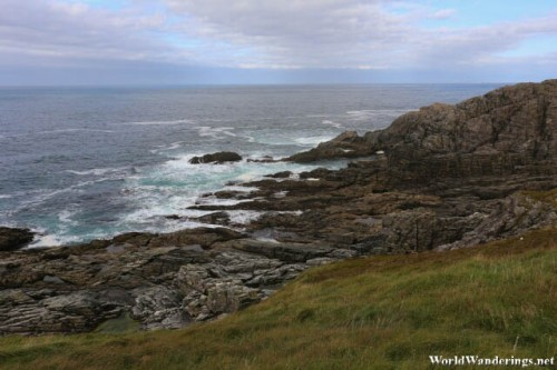 Rugged Scenery at Malin Head