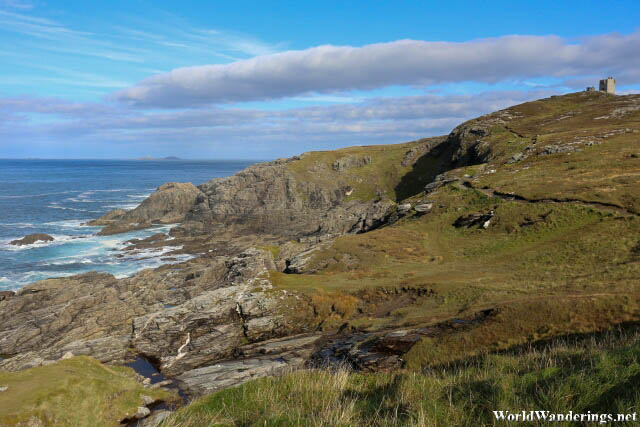 Beautiful Scenery at Malin Head