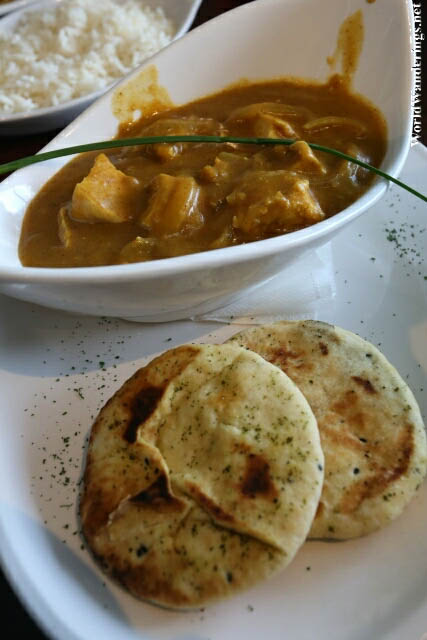 Indian Style Chicken Curry at Kelly's Restaurant