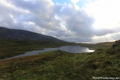 Visiting Lough Agher