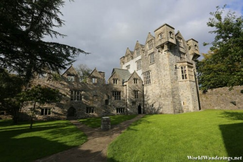 Imposing Donegal Castle