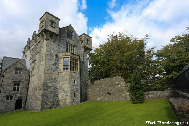 Main Building of Donegal Castle