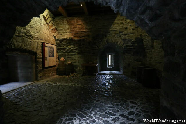 Ground Floor of Donegal Castle