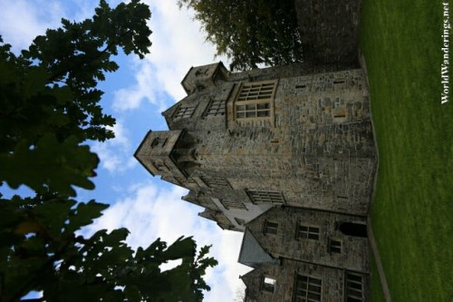 Elegant Donegal Castle in Donegal Town