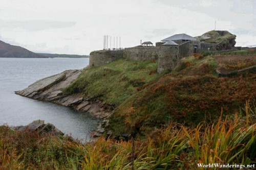Fort Dunree Overlooking the Lough Swilly