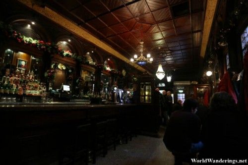 Beautiful Interiors of the Stag's Head