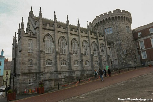 Church Attached to Dublin Castle