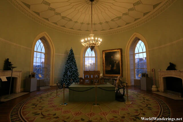Beautiful Room in Dublin Castle