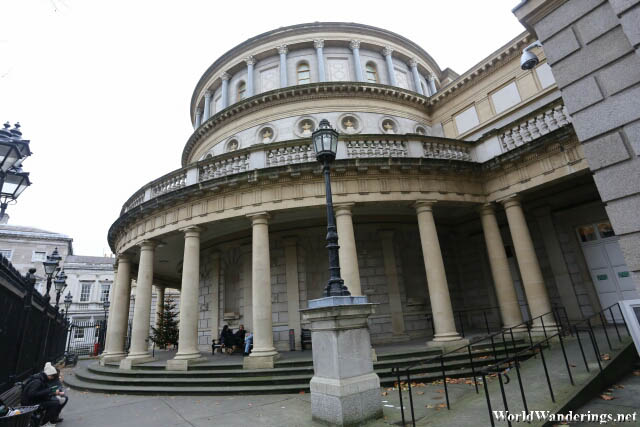 National Museum of Ireland in Dublin