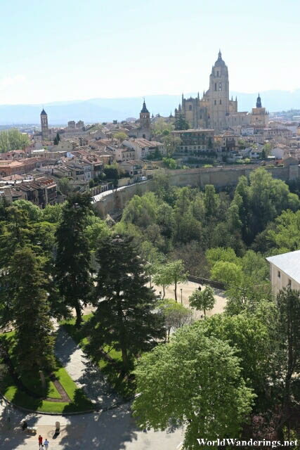 A Look at the Old Town of Segovia